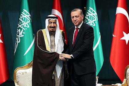 Erdogan: Wahai Penjaga Dua Tempat Suci, Anda Lebih Butuh Persaudaraan Ketimbang Permusuhan