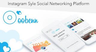 Oobenn v3.7.3 - Instagram Style Social Networking Script – nulled