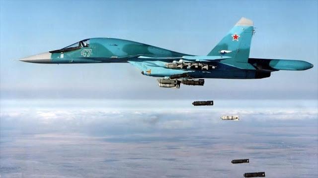 Rusia destruye 62.000 objetivos terroristas en Siria