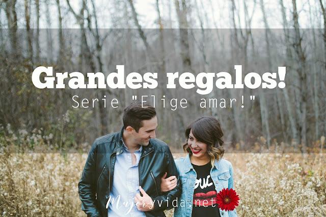 Amor, amar, Dios, regalos, Vida, matrimonio, esposos, mujer