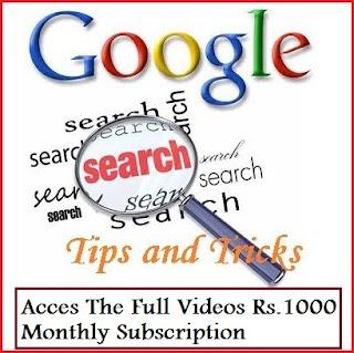 Google search tips in Telugu