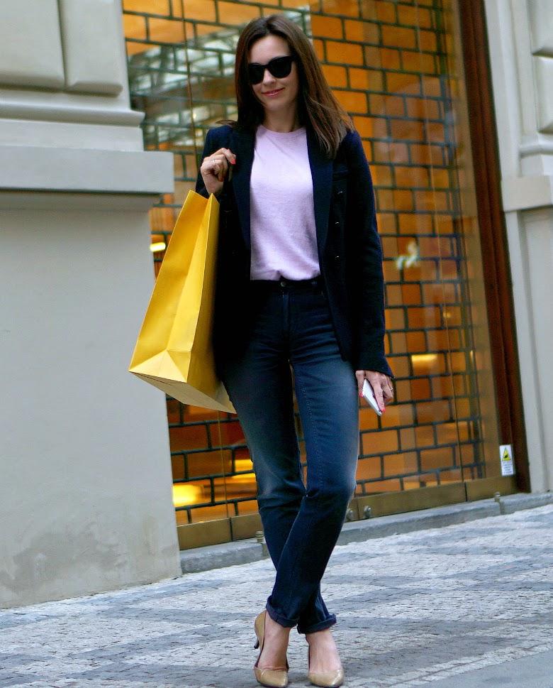 Smart Casual style blogerka Praha