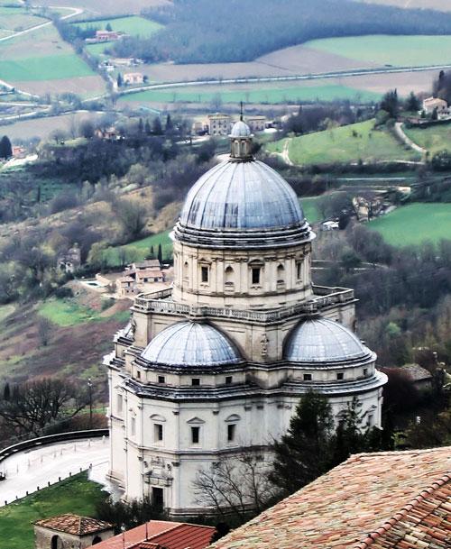 New Liturgical Movement Santa Maria Della Consolazione Todi Italy