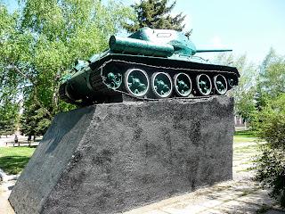 Дружківка. Пам'ятник воїнам 3-й Гвардійської армії Південно-Західного фронту