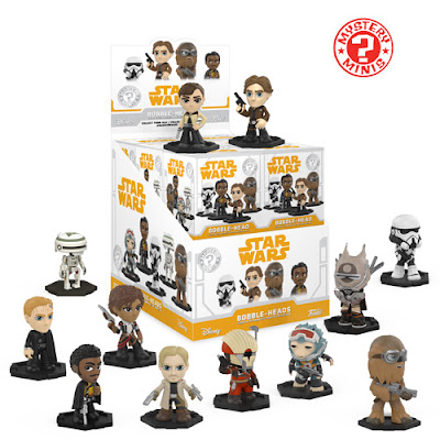 Solo: A Star Wars Story Mystery Minis Blind Box Series by Funko