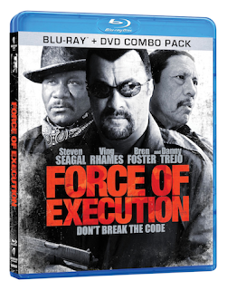 Blu-ray Review - Force of Execution