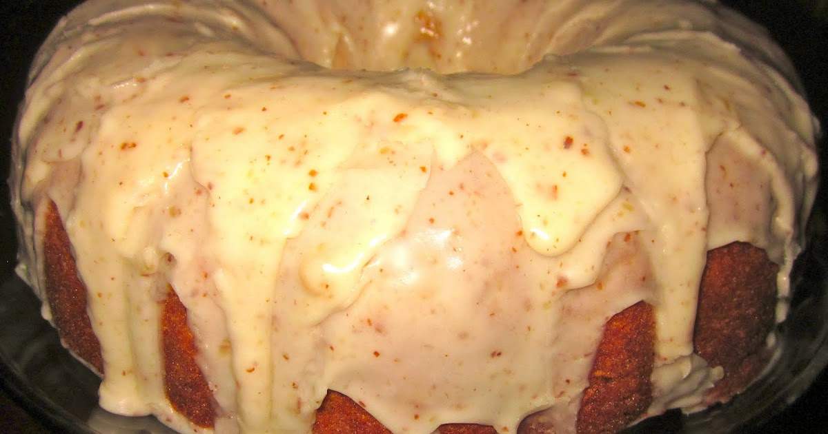 Heirloom Pound Cake