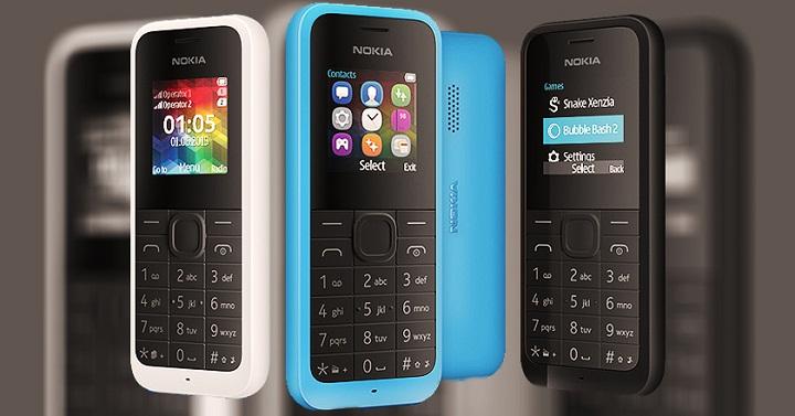 microsoft luncurkan feature phone baru