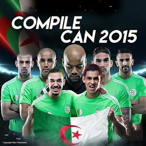 Compilation Foot Spécial CAN 2015