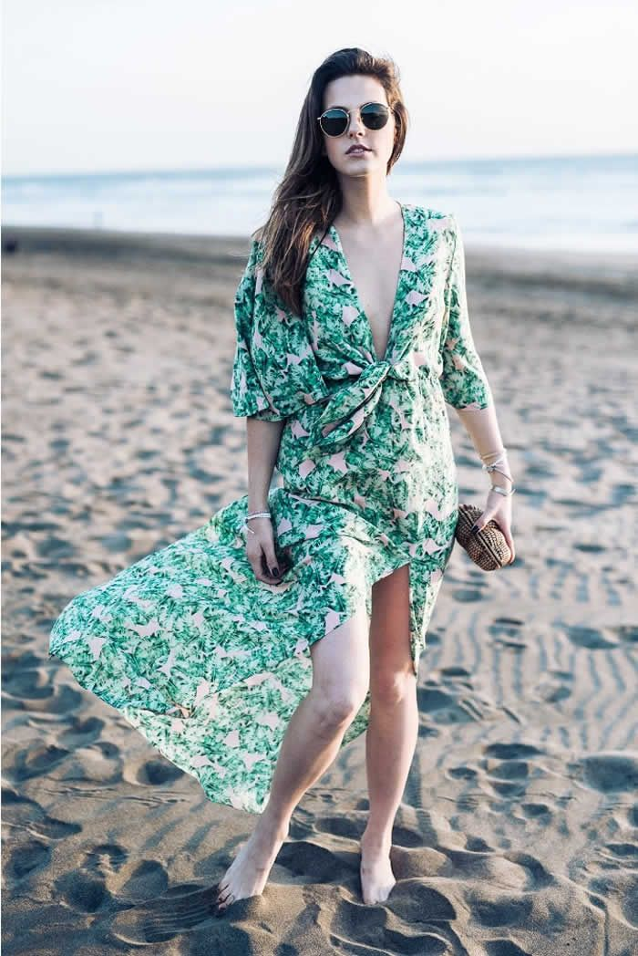 Women Dresses, Women's Fashion, Women's Trends, Collections Summer fashion, Summer Dresses Collection Mid Summer Collection Women Get teh Fresh and New Look of Summer Fashion for Women With Jackie Montarbo  Dresses