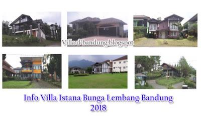 Info Villa Lembang Bandung 2018 by villadbandung.blogspot