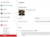 Cara Mudah Menyembunyikan Subcriber Youtube