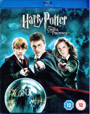Harry Potter and the Order of the Phoenix 2007 Hindi Dubbed Dual BRRip 720p