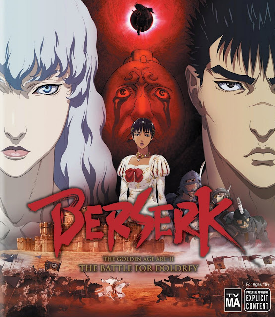 Berserk: Era de Ouro Ato III: A Queda - Full HD 1080p - Legendado