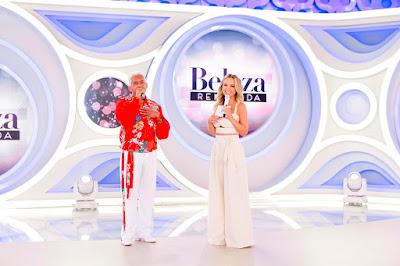 Sérgio e Eliana - Foto: Gabriel Cardoso/SBT