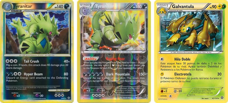Pokémon TCG - Cartas Falsas