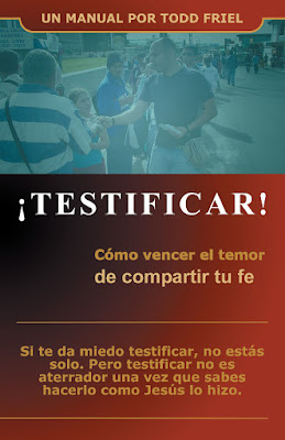 Todd Friel-¡Testificar!-El Manual De Testificar-