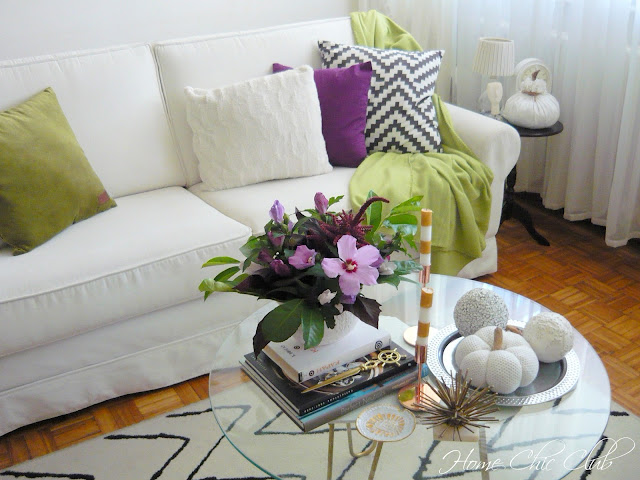 At Home - Fall Home Tour 2016 - Part 1