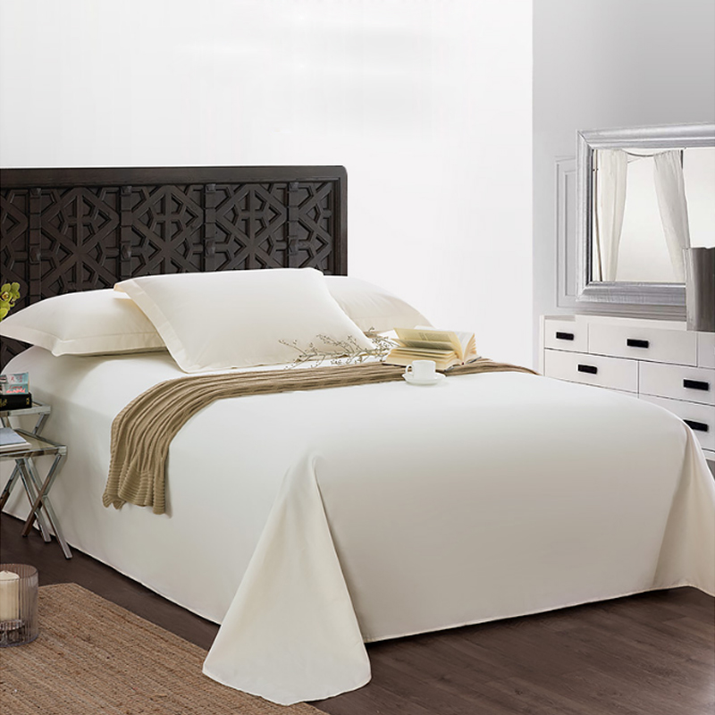 Petop Hotel Supply: JOSHUA Combed Cotton Bed sheet 400TC