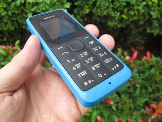 Hape Jadul Nokia 105 Seken Mulus Phonebook 500