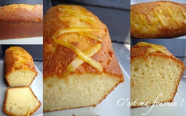 Cake Au Citron Recette Rapide Et Facile