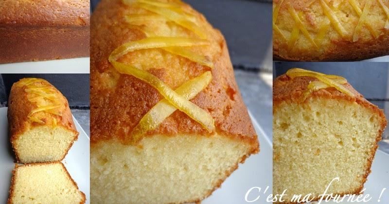 Cake Citron Menthe Christophe Michalak