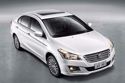 All New 2018 Maruti Suzuki Ciaz Facelift Hd Images