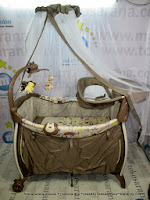 Baby Playpen CocoLatte CL8505 Deluxe