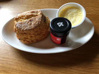 Nunnington Hall Scones