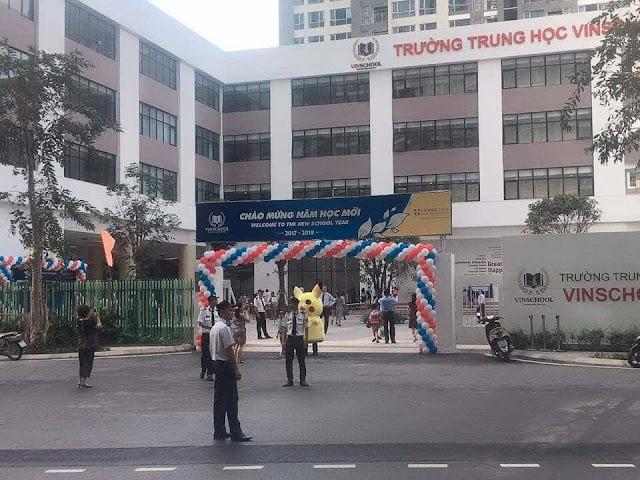 Tiện ích trường học Vincity New Saigon