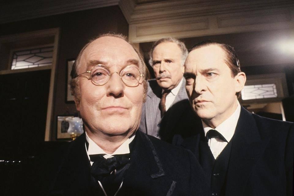 Sherlock Holmes and Blackmail