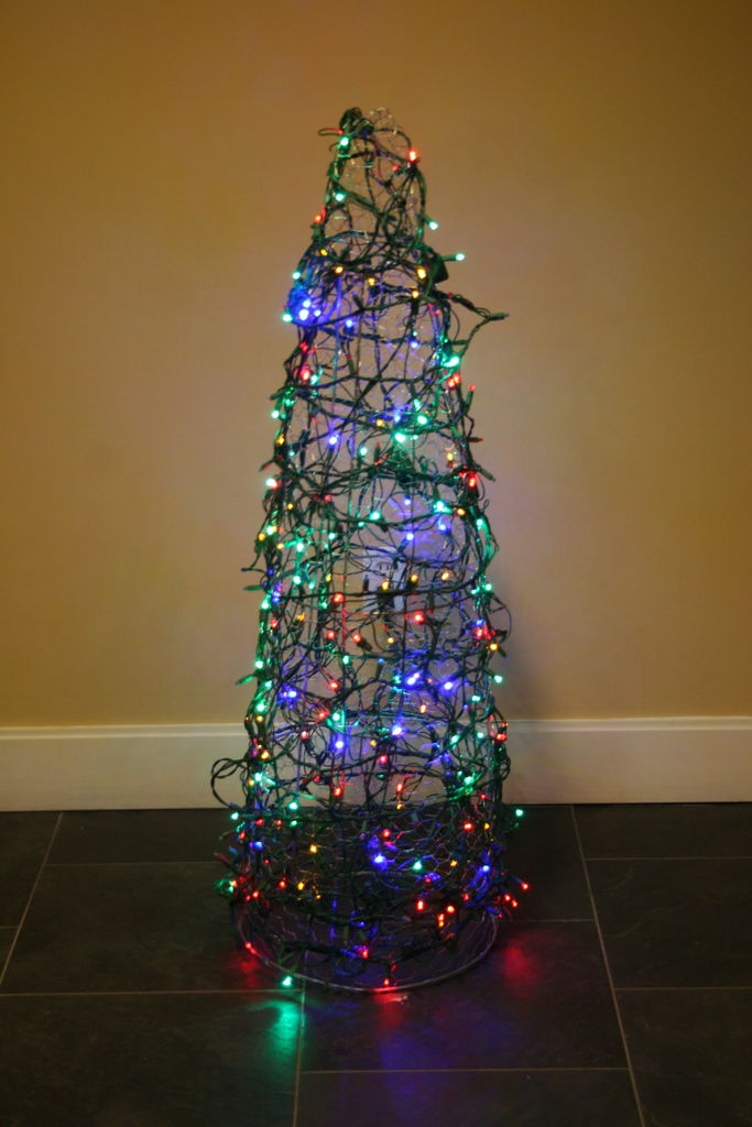 Hacemos nuestro Arbol de Navidad