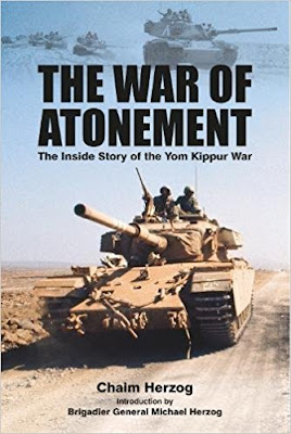 The War of Atonement: The Inside Story of the Yom Kippur War