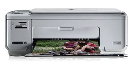 HP Photosmart C4385 Driver Download - FILEPUMA
