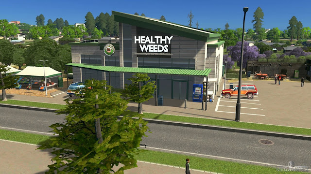 Cities Skylines campus pc full imagenes