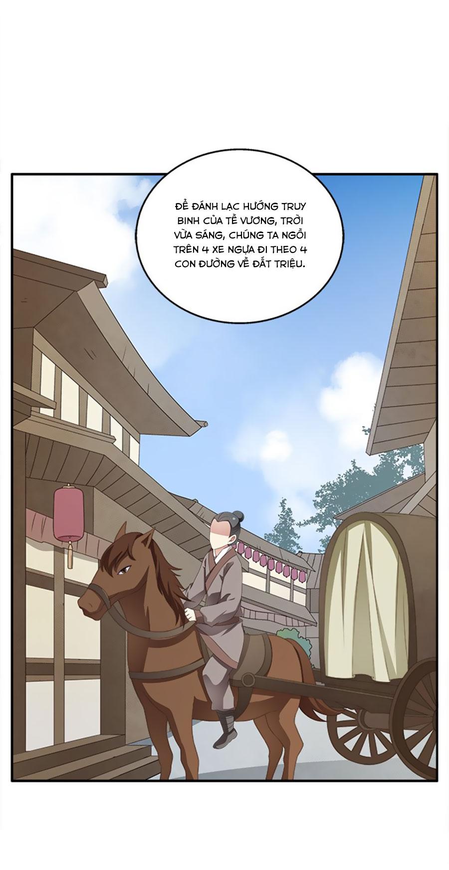 Thịnh Thế An Nhiên Chap 27 - Trang 13