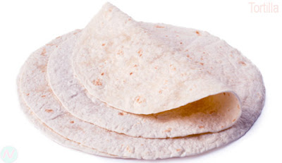 Tortilla, Tortilla bread