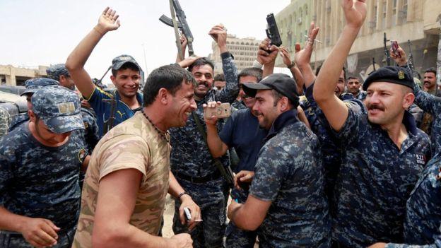 Pertempuran Untuk Mosul ; ISIS Dikalahkan