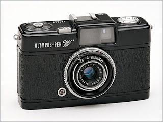 Olympus Pen W (1964), Olympus Pen Half-Frame Cameras