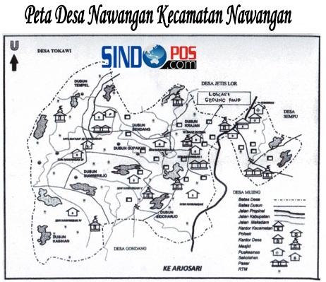 Profil Desa & Kelurahan, Desa Nawangan Kecamatan Nawangan Kabupaten Pacitan