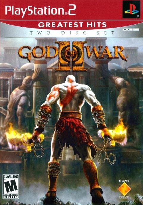 god of war 2 ps2 iso تحميل