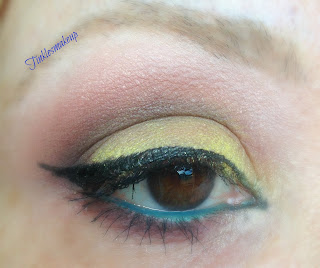 eye_makeup_look_yellow_sunflower