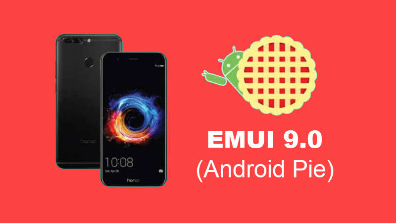 Android Pie based EMUI 9.0 beta testing begins for Honor 8 Pro devices