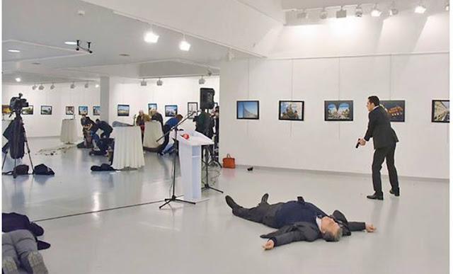 Pasca Penembakan Dubes Rusia di Ankara, Iran Tutup Semua Konsulatnya di Turki