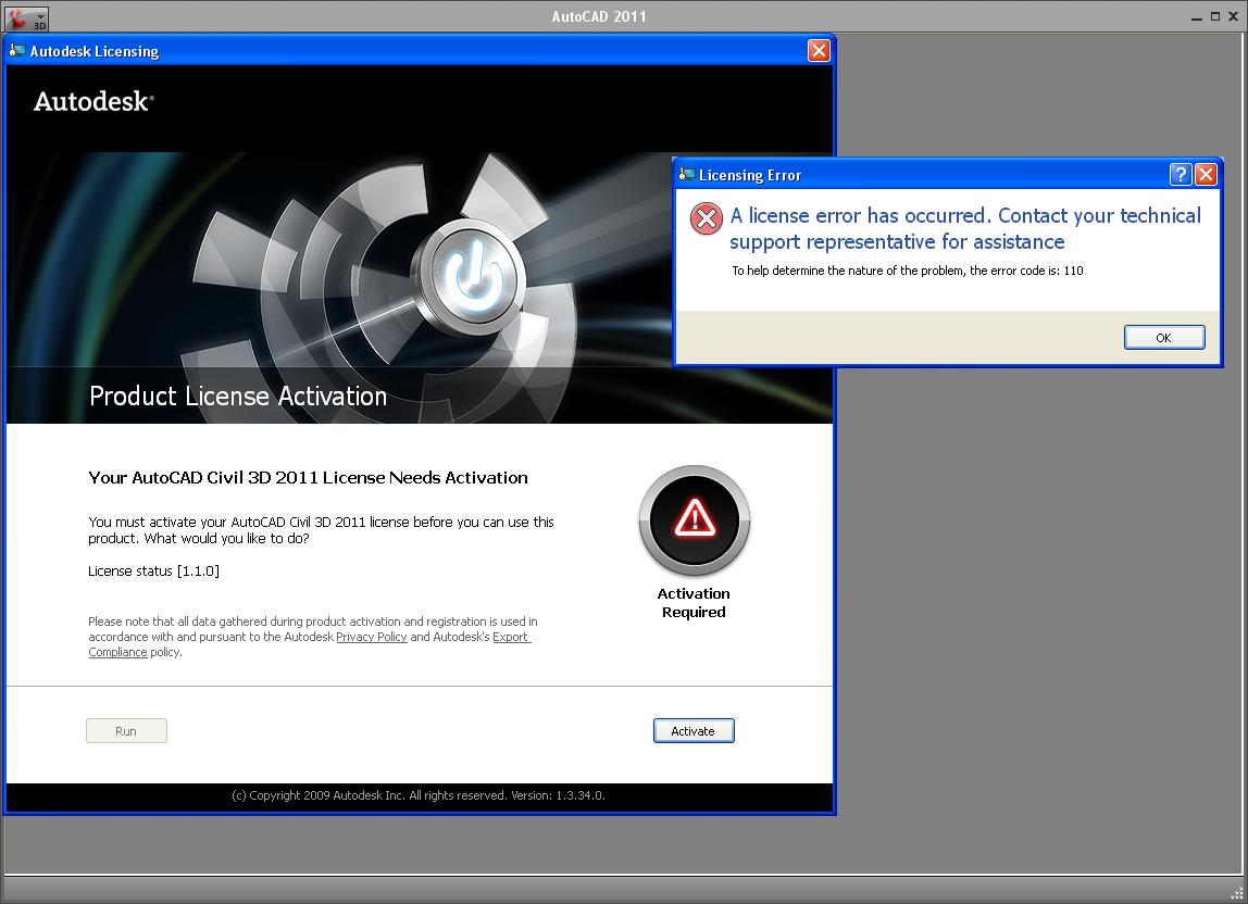 Autocad 2015: come eliminare una licenza e installare una