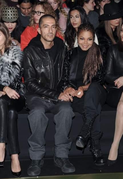 Janet Jackson y su marido Wissam Al Mana