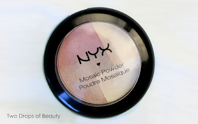 NYX mosaic highlighter MPB01