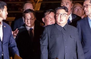 WATCH: Kim Jong Un Cheered Like A Rock Star In Singapore, Twitter Slams Him
