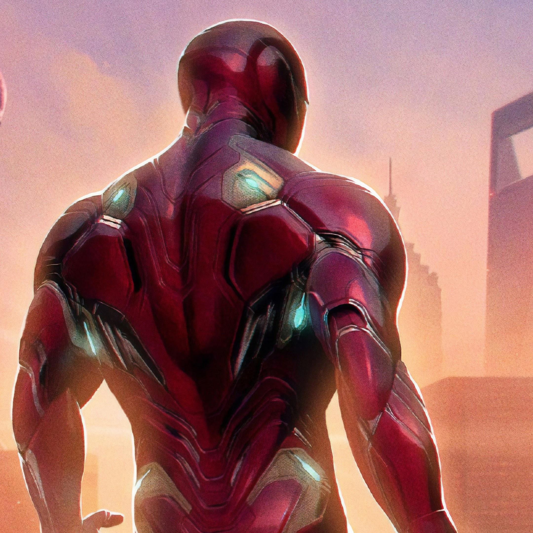 Avengers Endgame Iron Man 4k 53 Wallpaper