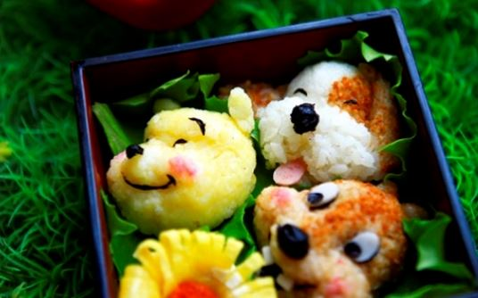 Kawaii_Box_Lunch_Selection